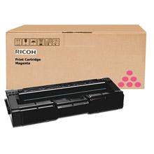 Ricoh 407640 Magenta Toner Cartridge (2,800 Pages)