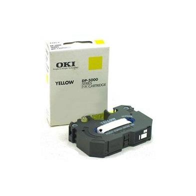 OKI 41067603 Yellow Ink Cartridge Y-IC