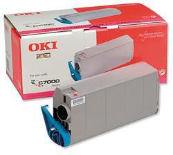 OKI 41304210 Magenta Toner Cartridge (10,000 pages)