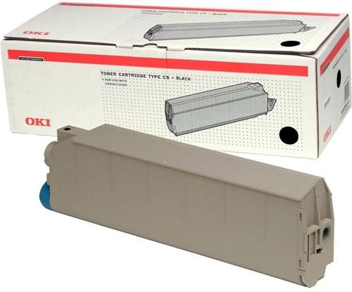 OKI 41963608 Black Toner Cartridge (15,000 pages)
