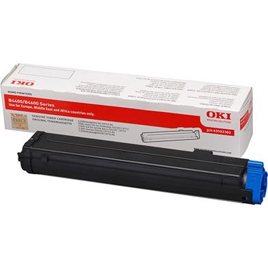 OKI 43502302 Standard Toner Cartridge (3,000 Pages)