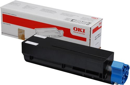 OKI 44574802 Black Toner (7,000 pages)