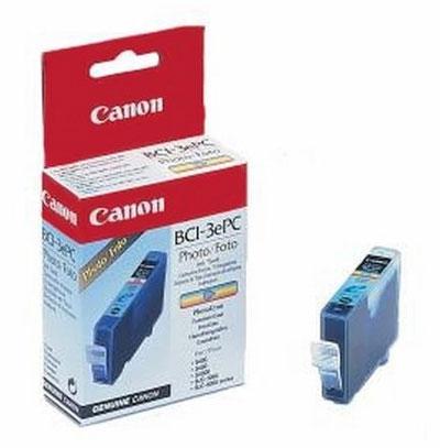 HP 4480A002 Cyan BCI-3EC Ink Cartridge (390 pages)