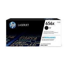HP CF460X 656X Black High Yield Toner Cartridge (27,000 Pages)