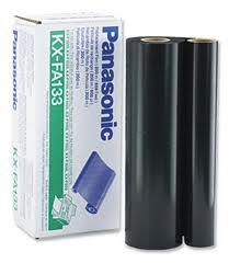 Panasonic KX-FA133X Black Ink Film Ribbon (650 pages)