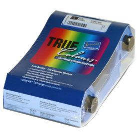 Zebra 800015-909 White Mono Ribbon Cartridge (850 prints/roll)