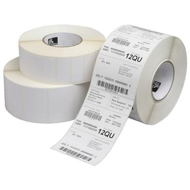Zebra 800264-405 Z-Select 2000D White (102 x 102mm) Paper Label