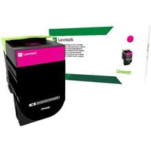 Lexmark 80C2SM0 802SM Magenta Standard RP Toner Cartridge (2,000 pages)