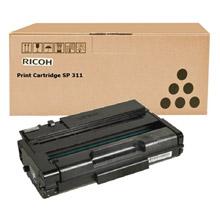 Ricoh 821242 6.4k Black Toner Cartridge