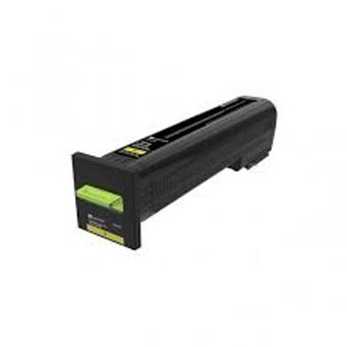 Lexmark 82K0X40 Extra High Capacity Yellow Toner Cartridge (22,000 Pages)