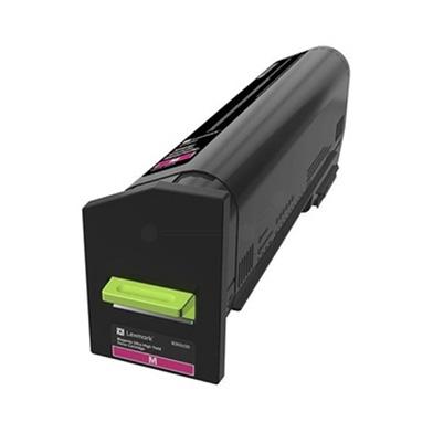 Lexmark 82K2UM0 Magenta Ultra High Yield Return Programme Toner Cartridge (55,000 Pages)