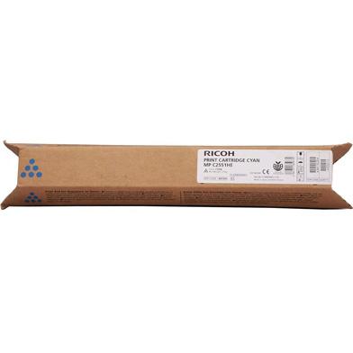 Ricoh 841505 Cyan Toner Cartridge (9,500 pages)