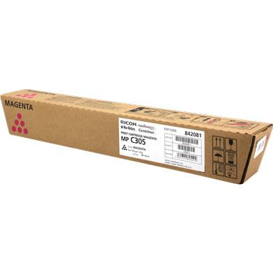 Ricoh 842081 Magenta Toner Cartridges (4,000 Pages)