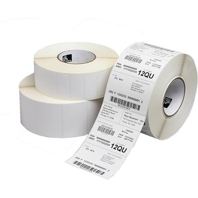 Zebra 880261-076D Z-Ultimate 3000T White (102mm x 76mm) Polyester Label