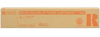 Ricoh 888281 Toner Cassette Type 245 (LY) (Yellow)