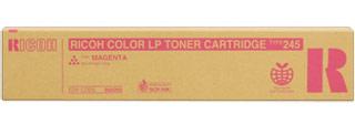 Ricoh 888282 Toner Cassette Type 245 (LY) (Magenta)