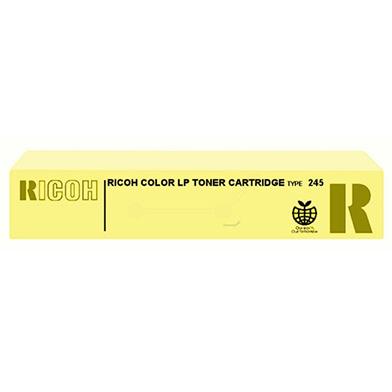 Ricoh 888313 Yellow Toner Cassette Type 245