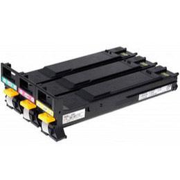 Konica Minolta A06VJ53 A06V Toner Value Kit CMY (12,000 pages)