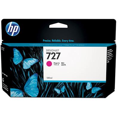 HP 727 Magenta DesignJet Ink Cartridge (130ml)