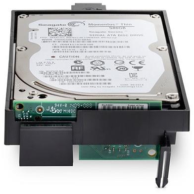 HP B5L29A Secure High Performance Hard Disk Drive