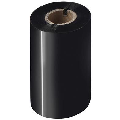 Brother BSS1D300110 Standard Wax/Resin Thermal Transfer Black Ink Ribbon - 110mm x 300mm