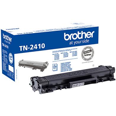 Brother TN-2410 Standard Black Toner Cartridge (1,200 Pages)