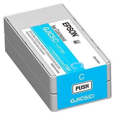 Epson C13S020564 GP-C831 Cyan Ink Cartridge (33ml)