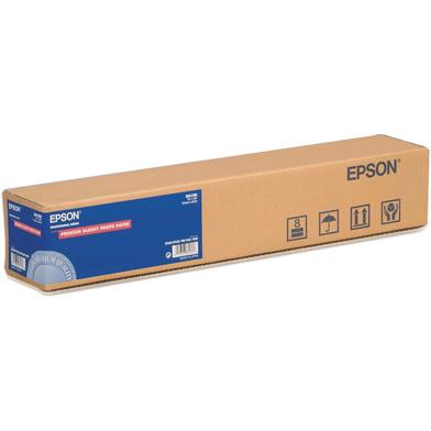 "Epson C13S041390 Premium Glossy Photo Paper Roll - 166gsm (24"" x 30.5m)"