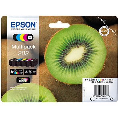 Epson C13T02E74010 202 Claria Premium Ink Multipack