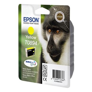 Epson C13T08944010 Yellow T0894 Ink Cartridge (3.5ml)