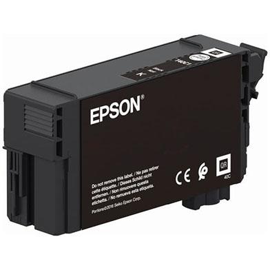 Epson C13T40C140 Singlepack UltraChrome XD2 Black Ink Cartridge (50ml)