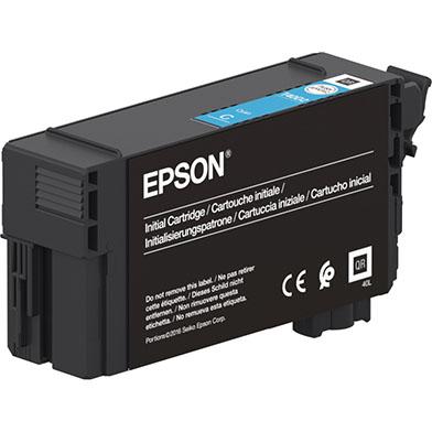Epson C13T40C240 Singlepack UltraChrome XD2 Cyan Ink Cartridge (26ml)