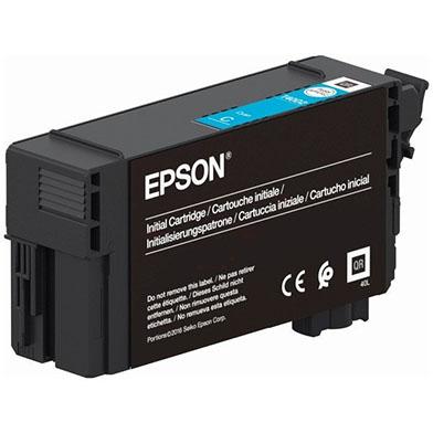 Epson C13T40D240 Singlepack UltraChrome XD2 Cyan Ink Cartridge (50ml)