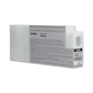 Epson C13T642700 Light Black T6427 Ink Cartridge (150ml)