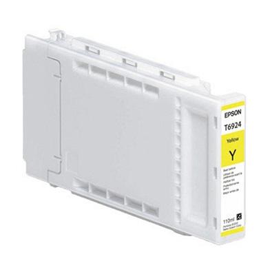 Epson C13T692400 Yellow T6924 Ultrachrome XD Ink Cartridge (110ml)