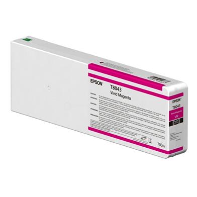 Epson C13T804300 Magenta Ink Cartridge (700ml)