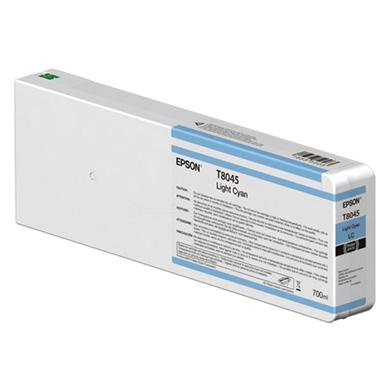 Epson C13T804500 Light Cyan Ink Cartridge (700ml)
