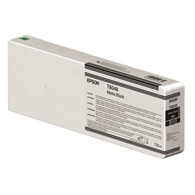 Epson C13T804800 Matte Black Ink Cartridge (700ml)