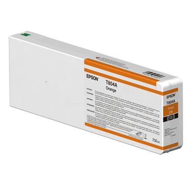 Epson C13T804A00 Orange Ink Cartridge (700ml)