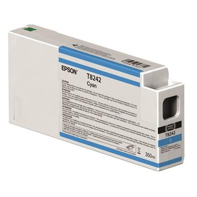 Epson C13T824200 Cyan Ink Cartridge (350ml)