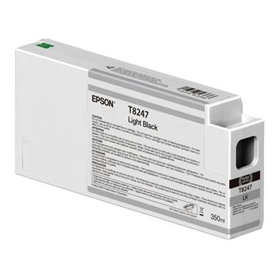 Epson C13T824700 Light Black Ink Cartridge (350ml)