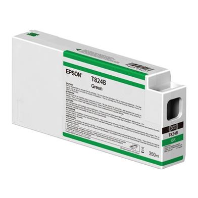 Epson C13T824B00 Green Ink Cartridge (350ml)