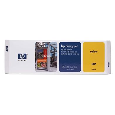 HP C1895A Yellow UV Ink Cartridge (410ml)