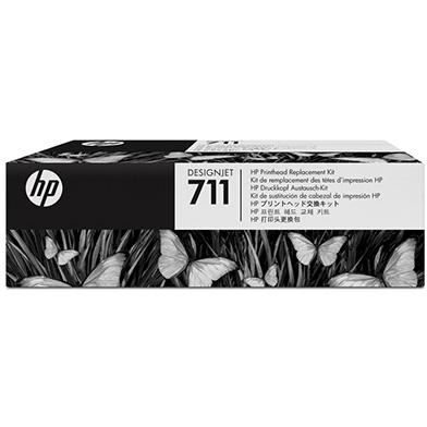 HP 711 Printhead (12ml) 4 Pack