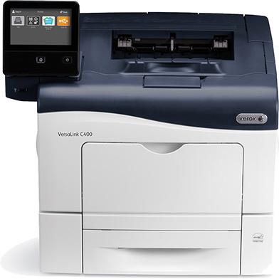 Xerox VersaLink C400DN + Rainbow Toner Pack CMYK (2,500 Pages)