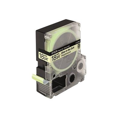 Epson C53S626413 Glow-in-the-Dark Label Tape tape