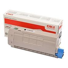 OKI 46507508 Black Toner Cartridge (8,000 Pages)
