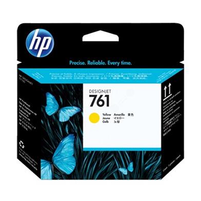 HP CH645A 761 Yellow Printhead