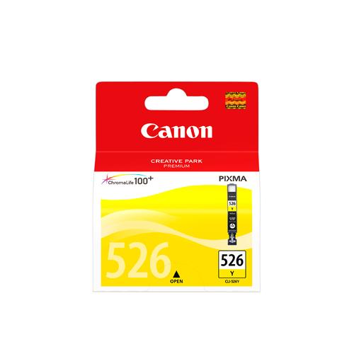 CLI-526Y Yellow ink cartridge (202 photos)