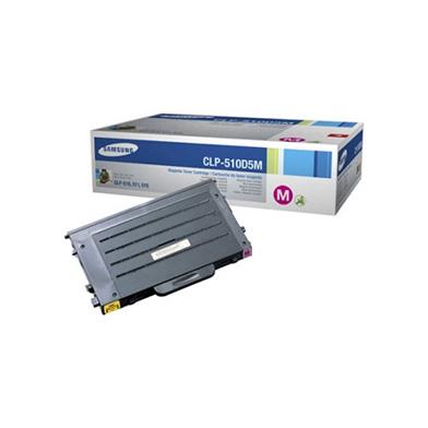 Samsung CLP-510D5M/SEE CLP-510D5M Magenta Toner Cartridge (5,000 pages)
